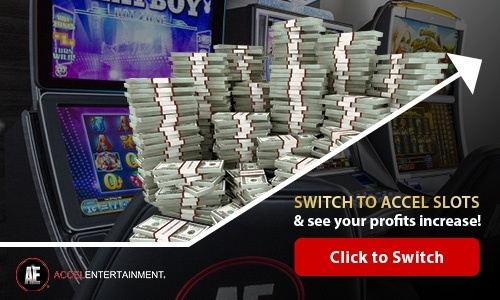 Switch to Accel Slot Machines