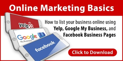 Download Online Marketing Basics Guide - Google, Yelp, Facebook
