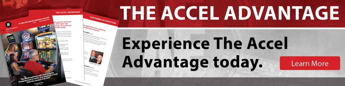 Experience The Accel Advantage