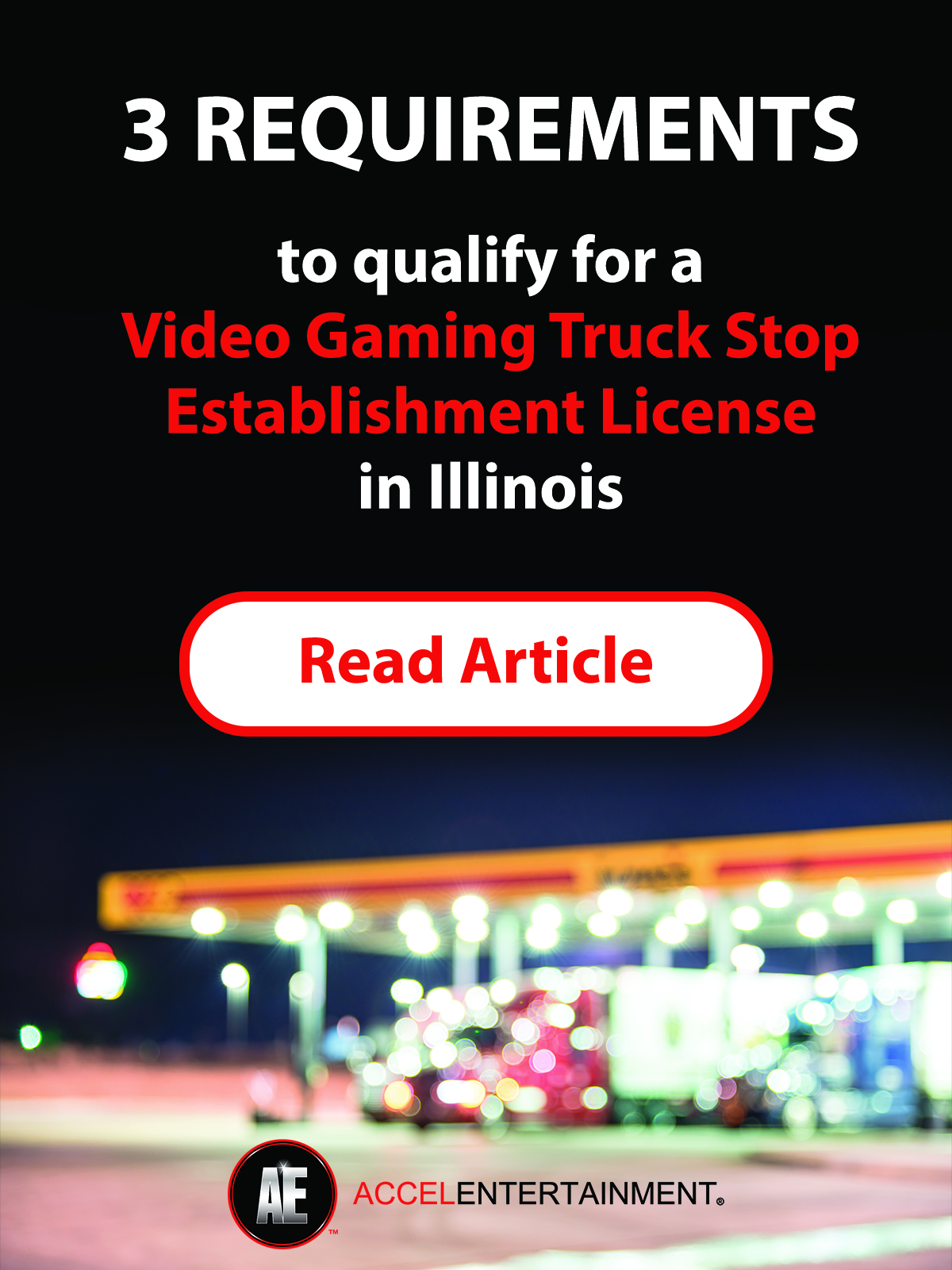 3 Requirements to Qualify for a Video Gaming Establishment License in Illinois