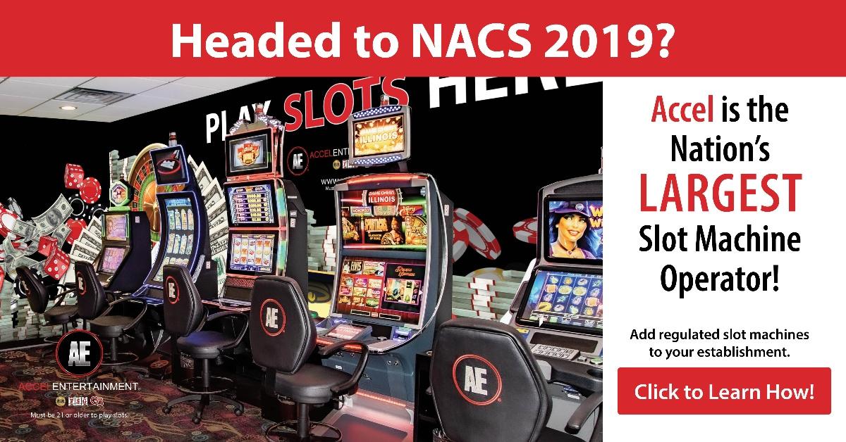 NACS 2019