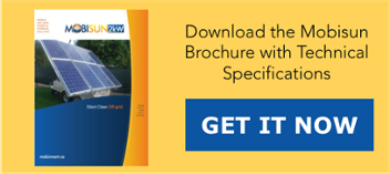 Download the Mobisun Brochure with Technical Specs