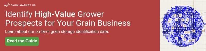 Click to read our guide to on-farm grain storage data.