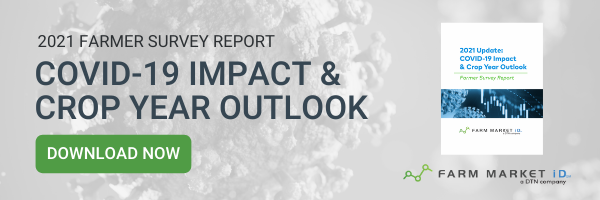 Download Our Farmer Survey Report - COVID-19 Impact & Crop Year Outlook