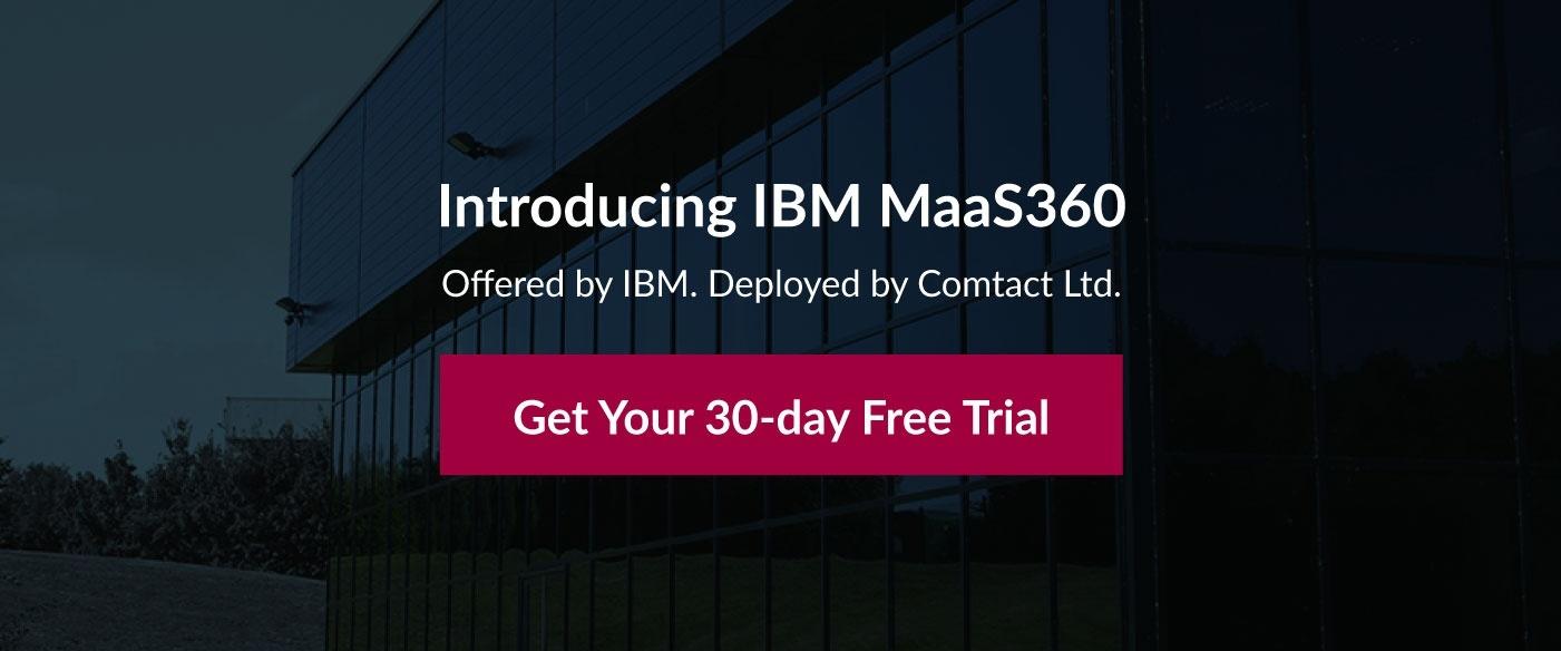 IBM MaaS360 Demo
