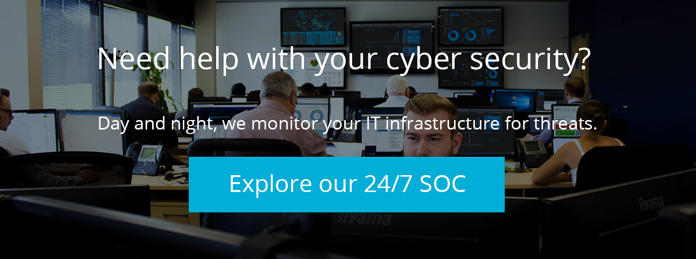 Need help with 24/7 Security Monitoring?