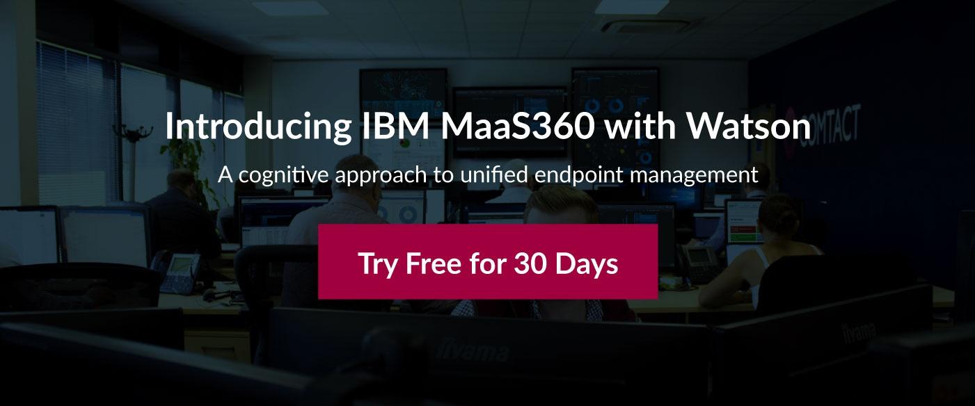 IBM MassS360 with Watson FREE trial
