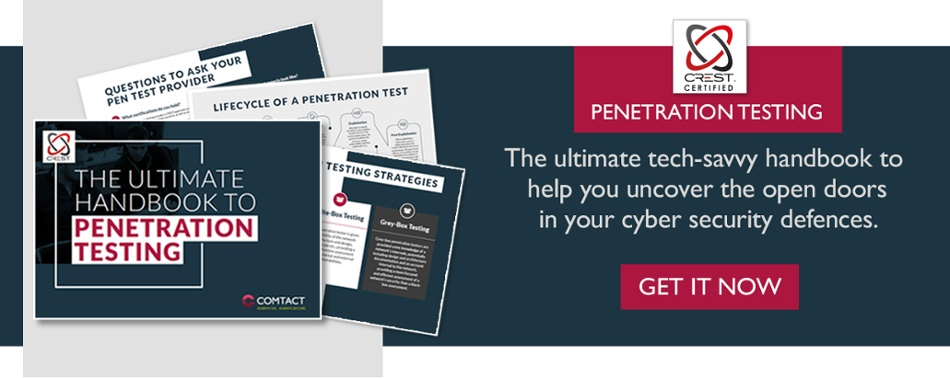 The-ultimate-handbook-to-penetration-testing