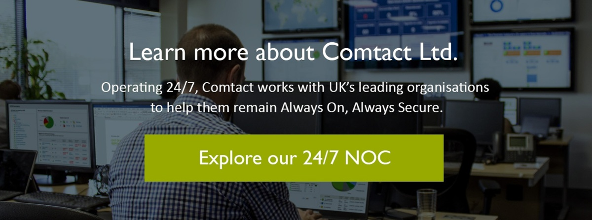 Explore our 24/7 Network Operations Centre (NOC)