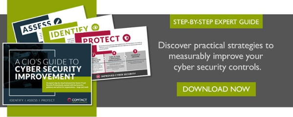 CIO's Guide to Cyber Security Improvement