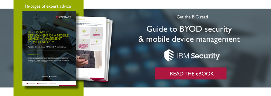 Guide to BYOD security and Mobile Device Management (MDM) deployment