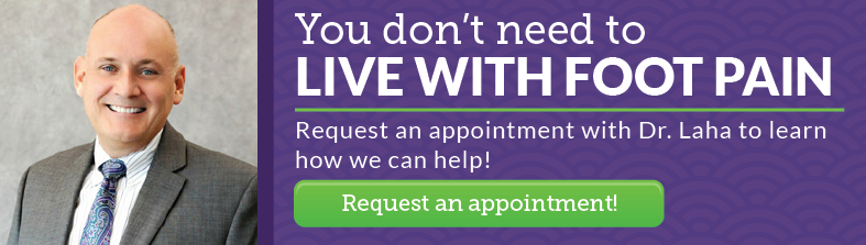 Request an appointment with Dr. Laha!