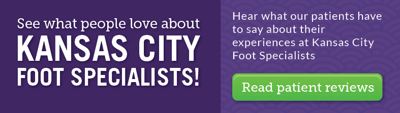 See what people love about Kansas City Foot Specialists!