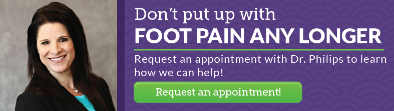 Request an appointment with Dr. Phillips!