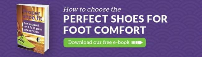 proper shoes for back and foot comfort ebook