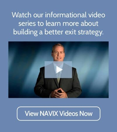 Watch our informational video series to learn more about building a better exit strategy.