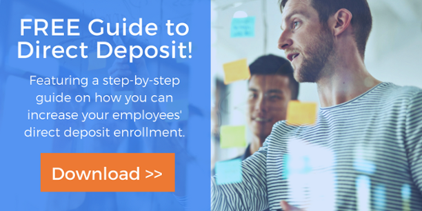 guide to direct deposit