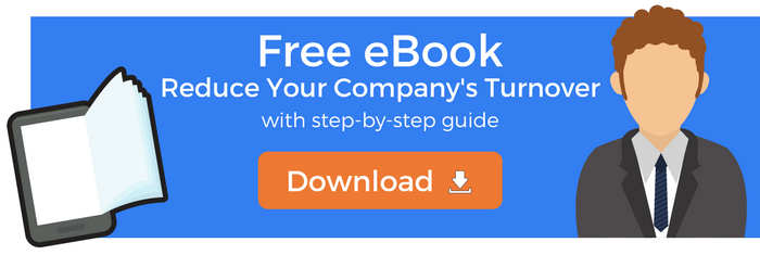 Free eBook: Reduce Your Company's Turnover