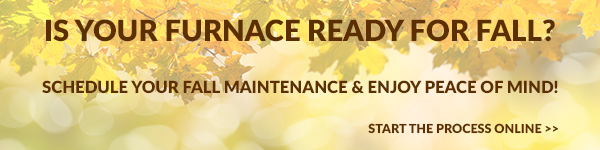Is your furnace ready for fall?