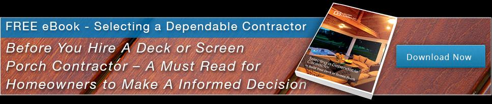 Dependable Contractor eBook by Design Builders, Inc.
