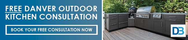 free danver outdoor kitchen consultation with design builders inc