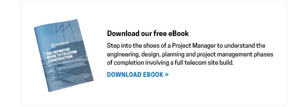 The Definitive Guide to Telecom Construction eBook
