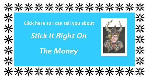 Learn all about  The  Stick it Right on the Money Gift-Giving Kit