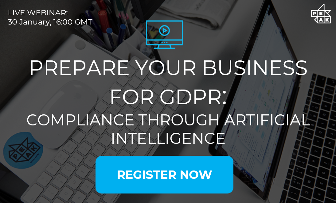 GDPR Compliance Webinar