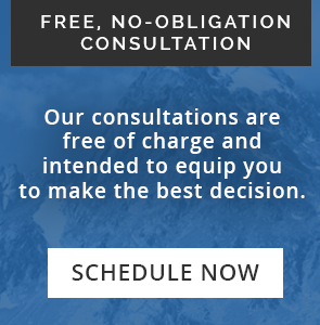Our consultations are completely free of charge and intended to equip you to make the best decision.