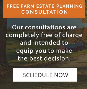 Free Farm Estate Planning Consultation