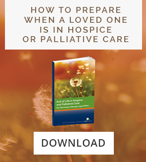 How To Prepare When a Loved One is in Hospice or Palliative Care