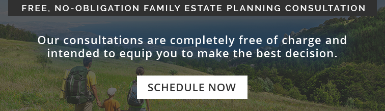 Free Consultation with a Family Estate Planning Attorney