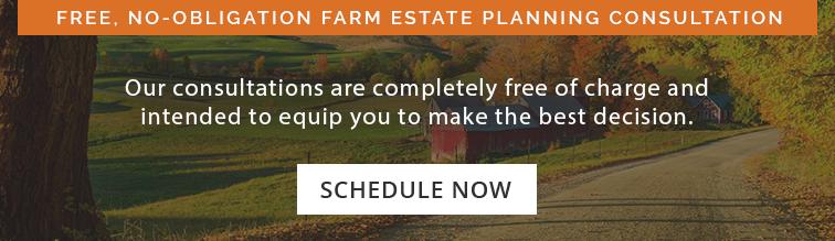 Free Farm Estate Planning Consultations