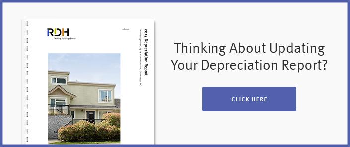 Update Your Depreciation Report