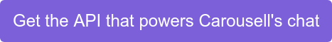 Get the API that powersCarousell's chat