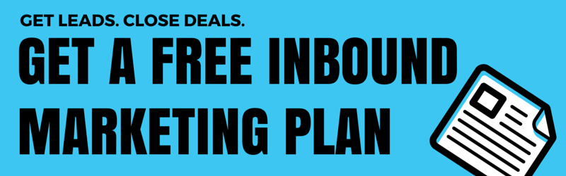 Get a free inbound marketing plan from Hüify.