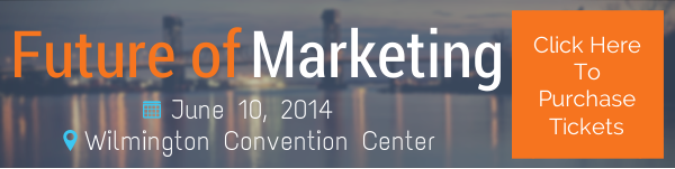 Future of Marketing: Rick Burnes speaks at the Wilmington Convention Center