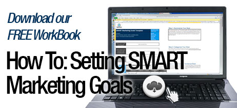 Download our Free Template on setting SMART marketing goals