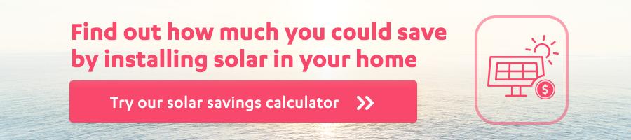 Solar Savings Calc