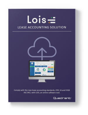 Lease Accounting Solution Quadrent