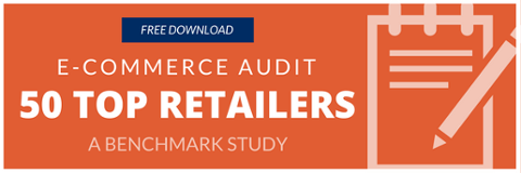 Download the Retail E-Commerce Benchmark Study