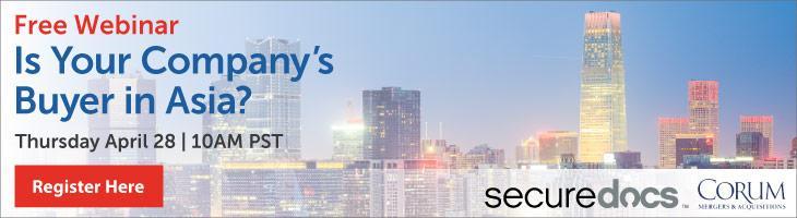 SecureDocs Webinar April 2016