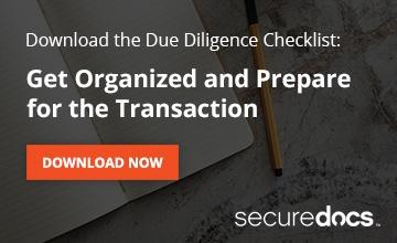 Download the Due Diligence Checklist