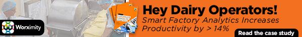 Dairy Success Story! Smart Factory Analytics