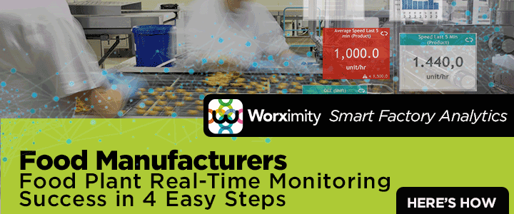 Worximity Smart Factory analytics - Ebook