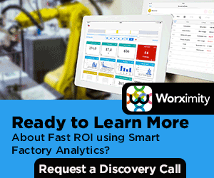 Schedule a discovery call to explore Smart Factory Analytics