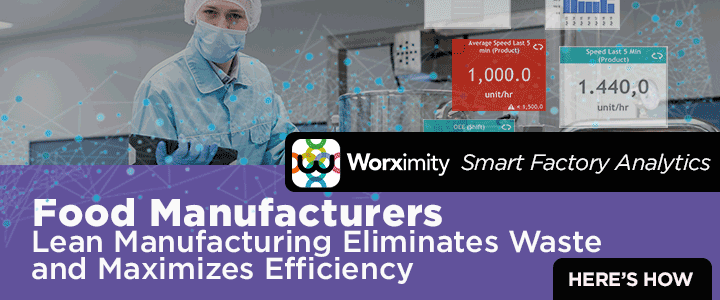 Worximity Smart Factory Analytics - Lean Manufacturing ebook