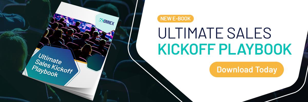 ultimate sales kickoff playbook banner ebook download