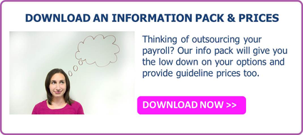 Outsourced payroll prices