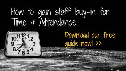 Time and attendance - download a free guide